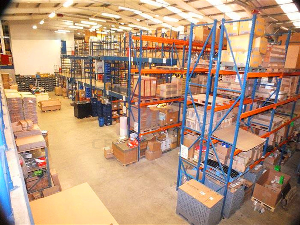 Beiben Spare Parts Warehouse