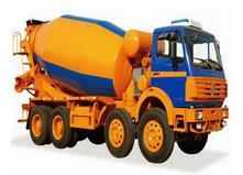 beiben mixer truck