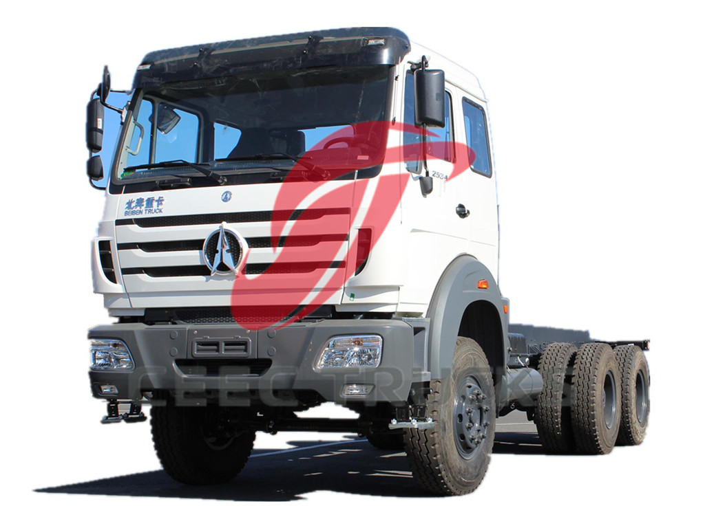 Beiben 2534 tractor trucks supplier