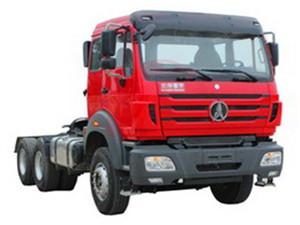 Beiben 2534 tractor truck