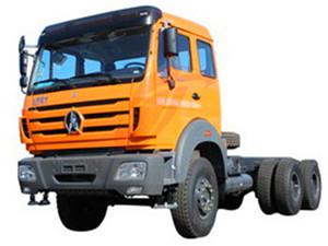 Beiben 2542 towing trucks