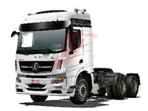 North Benz 2546 prime mover