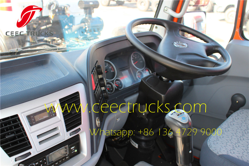 Beiben 2638 RHD tractor trucks for Kenya
