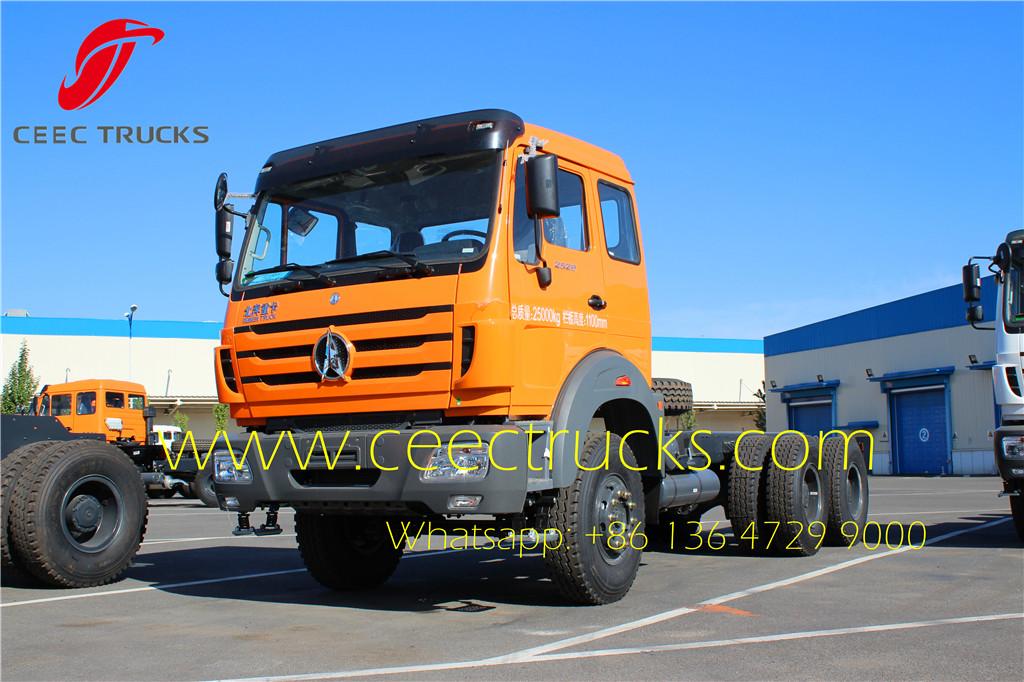Beiben 2536 tractor head