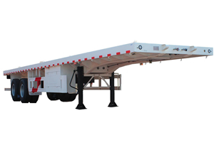 bogie suspension trailer