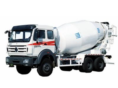 beiben 9CBM cement mixer truck