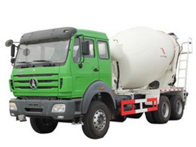 beiben 10 CBM transit mixer truck