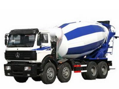 beiben 12CBM cement mixer truck