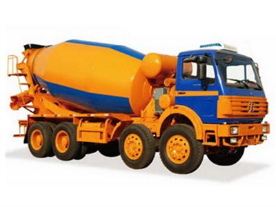 beiben 13CBM mixing truck