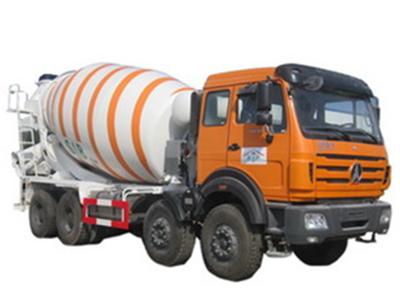 benz 14CBM transit mixer truck