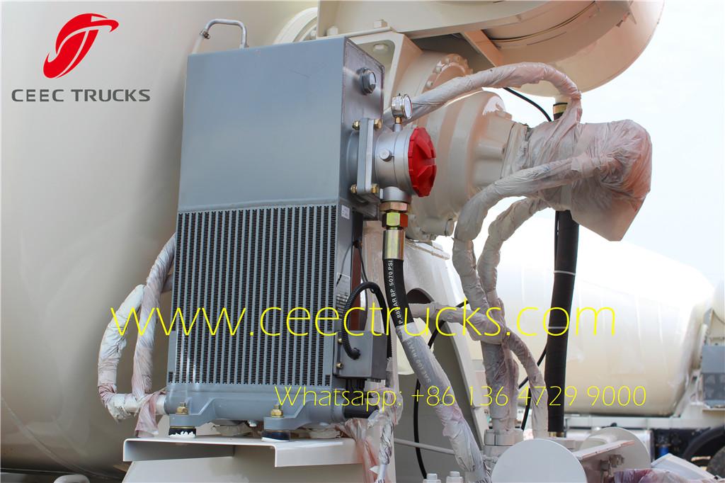 Beiben 14 CBM cement mixer truck