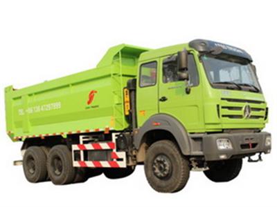 beiben 2538 dump truck