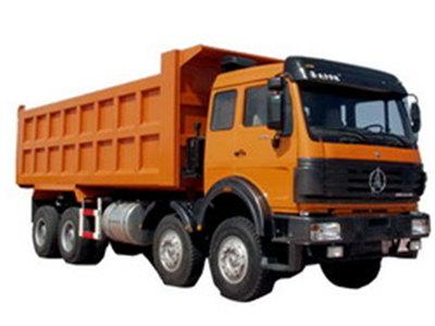 beiben 3138 mining dump truck