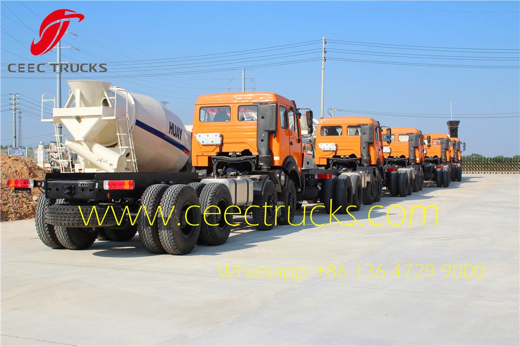 beiben 3138 tipper truck