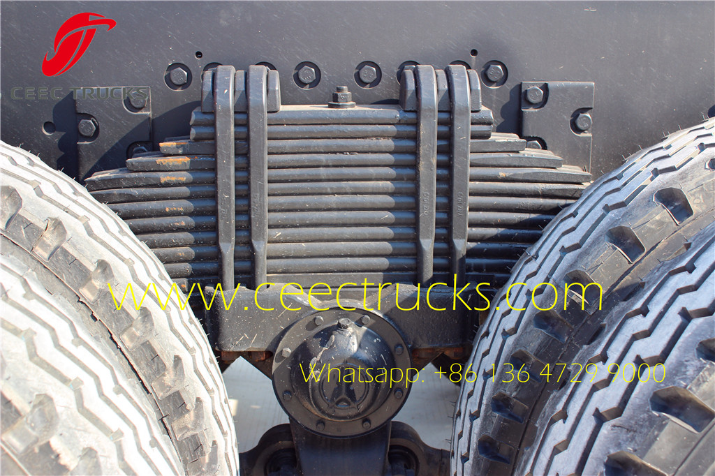 beiben 3138 tipper truck chassis