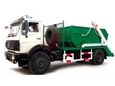 beiben 1927 skip loader truck