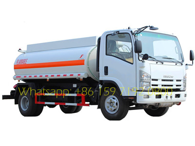 ISUZU 5000L Fuel tanker truck