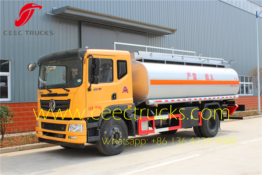 dongfeng 10 CBM fuel tanker truck