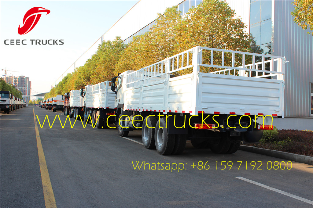 IVECO cargo truck manufacturer
