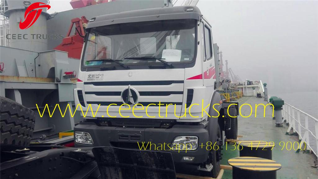 beiben 4*2 camion tracteur