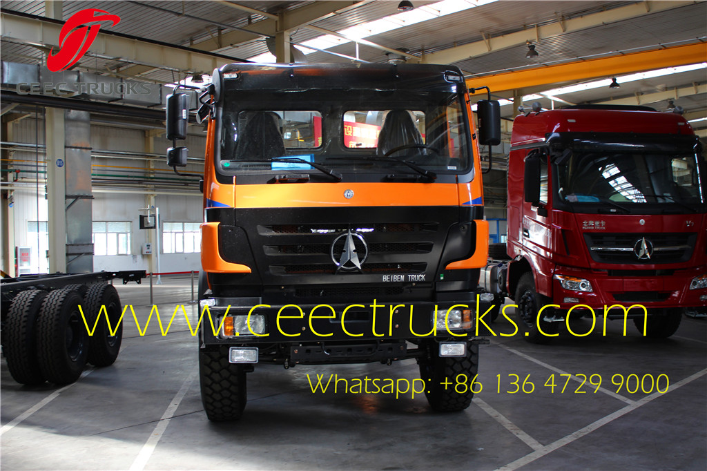 Beiben 2628 tractor trucks supplier