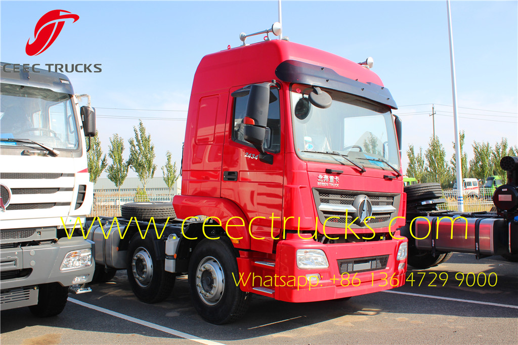 Beiben 2538 V3 TOWING TRUCK manufacturer