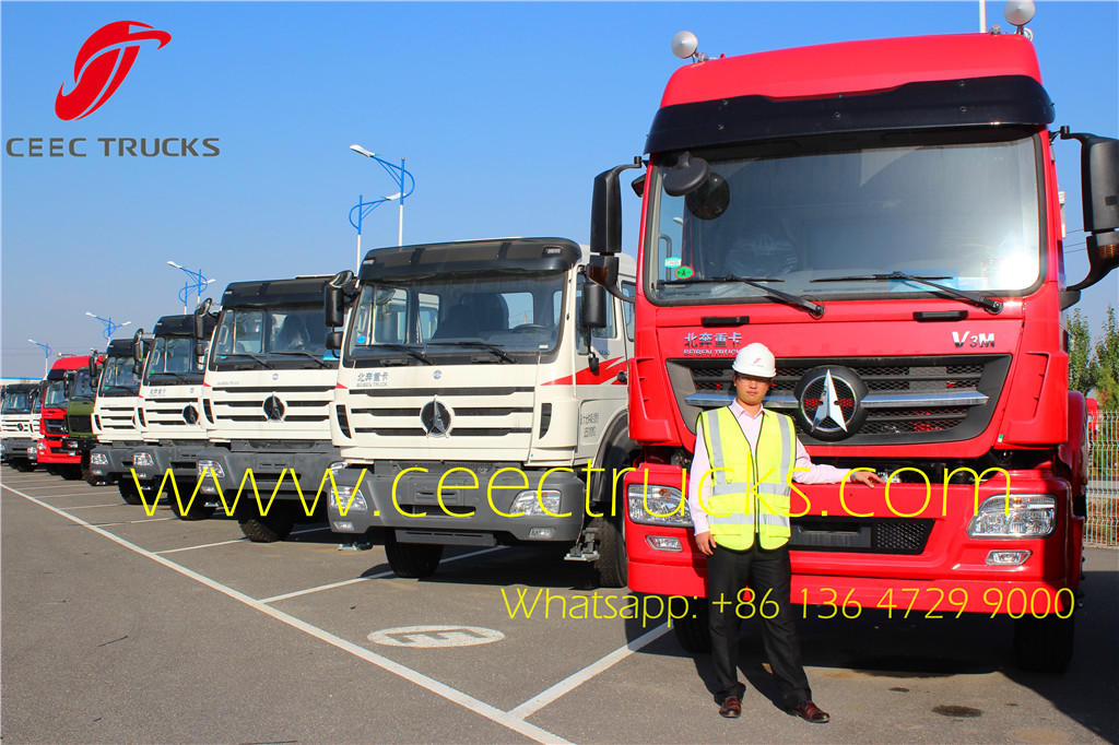 Beiben 2538 V3 TOWING TRUCK supplier