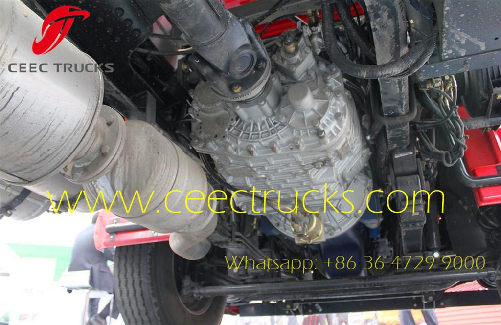 beiben 2542 tractor truck for Congo