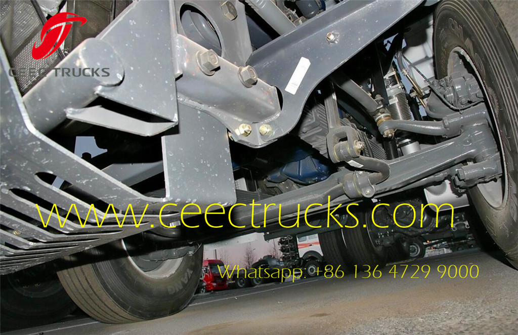 beiben 10 wheel V3 tractor truck