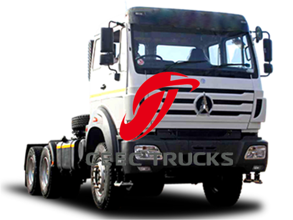 beiben 10 wheel 50T towing truck