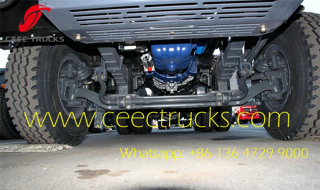 beiben 10 wheel 2536 prime mover