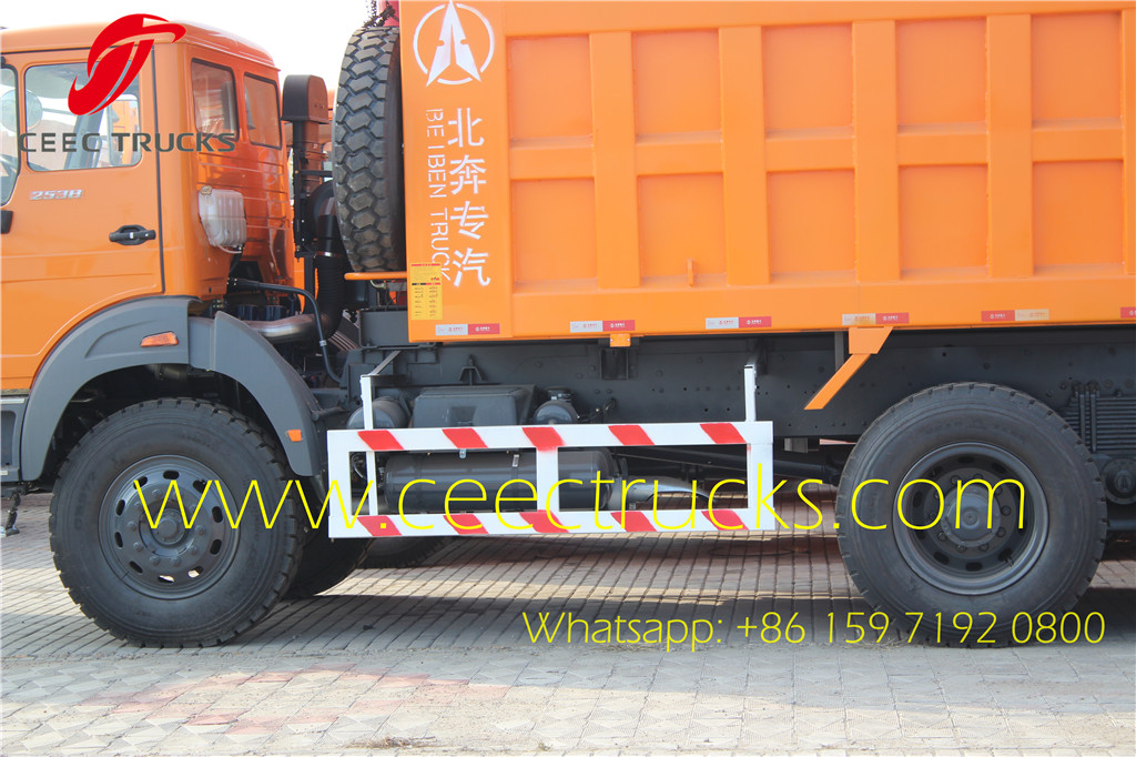 beiben 2538 tipper trucks wholesale