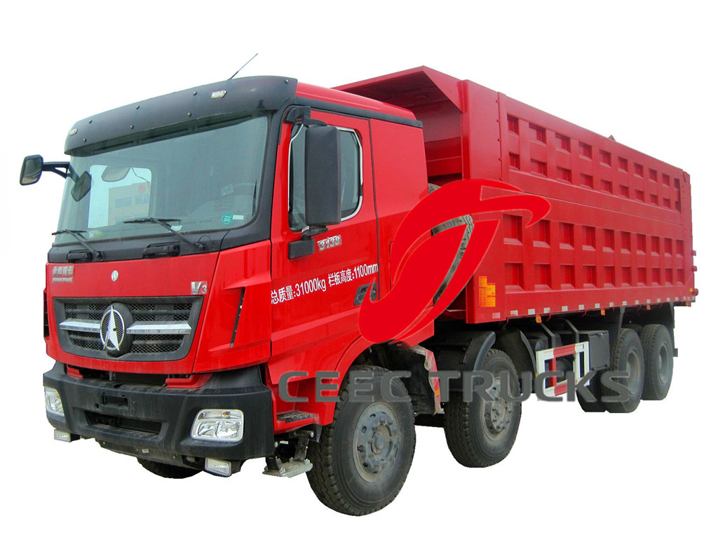 beiben 3138 V3 tipper trucks