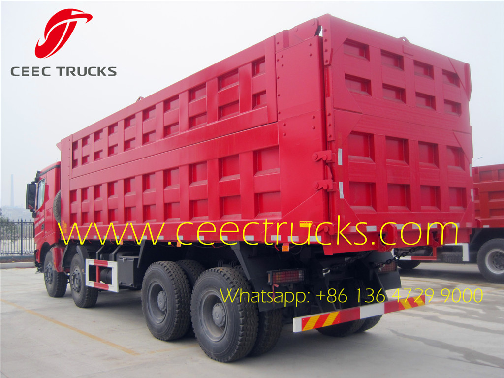 beiben 3138 V3 tipper trucks export Africa