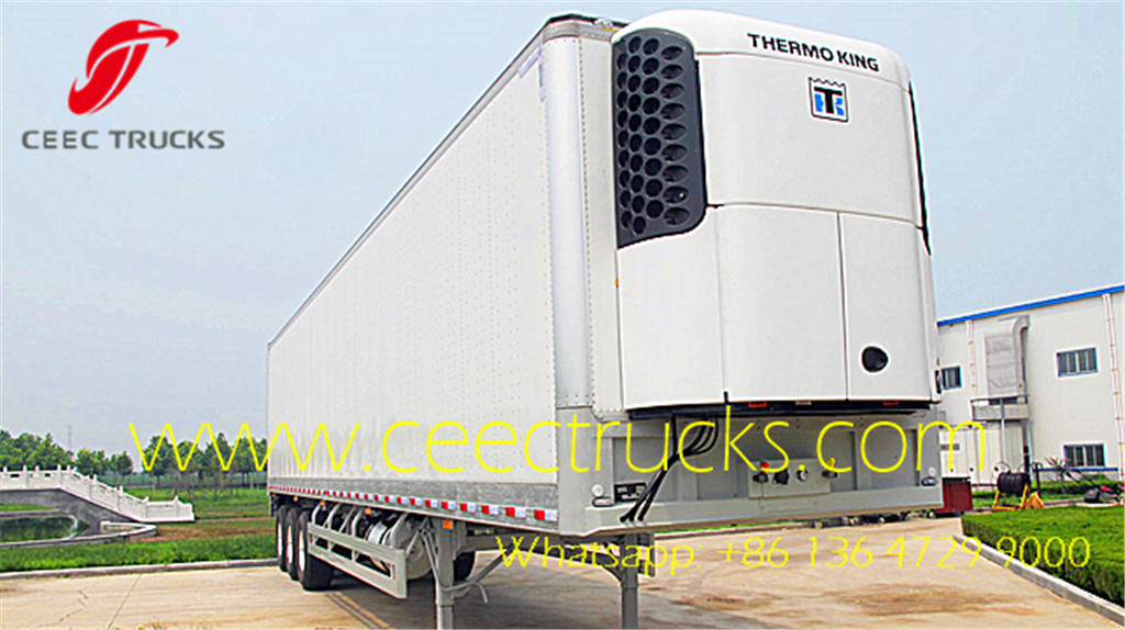 60 CBM Refrigerated Semitrailer