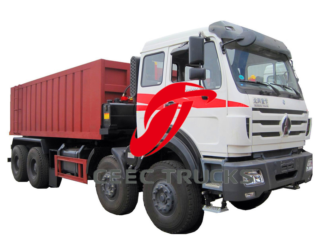 beiben 3134 tipper trucks sale