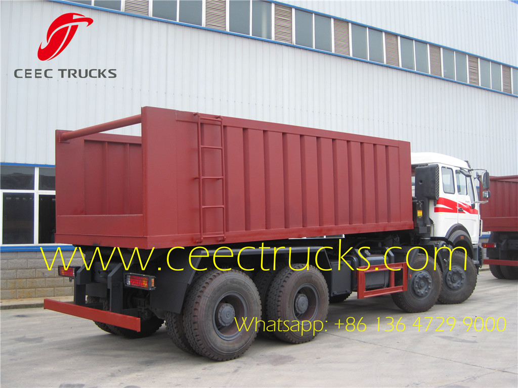 beiben 3134 dump trucks wholesale