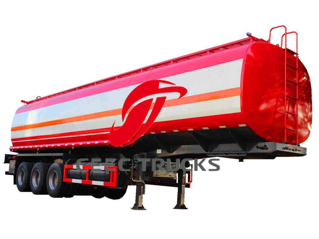 38CBM fuel tanker trailer wholesale