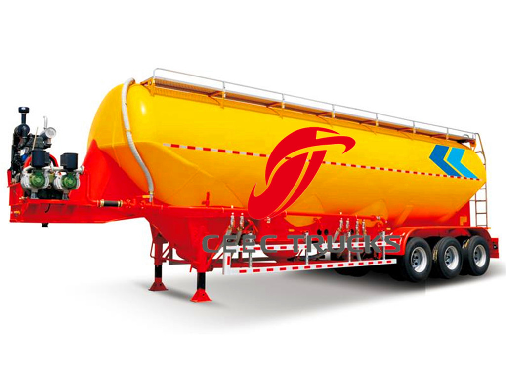 3 axle bulk cement tanker trailer wholesales