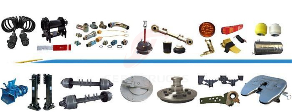 Genuine spare parts on sale