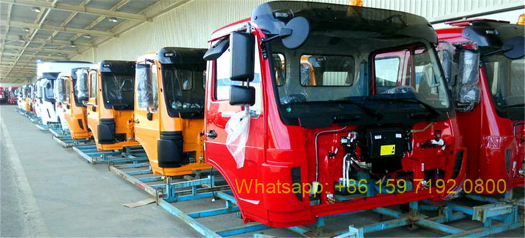 Beiben NG80A short cabin truck chassis