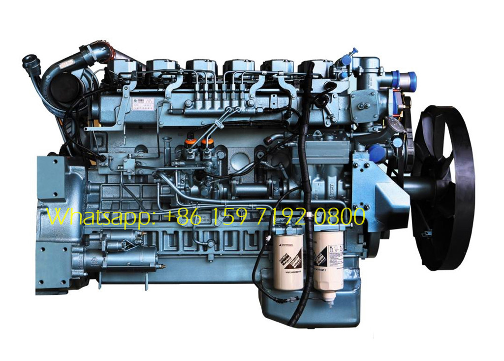 Beiben WD615 series engine assembly