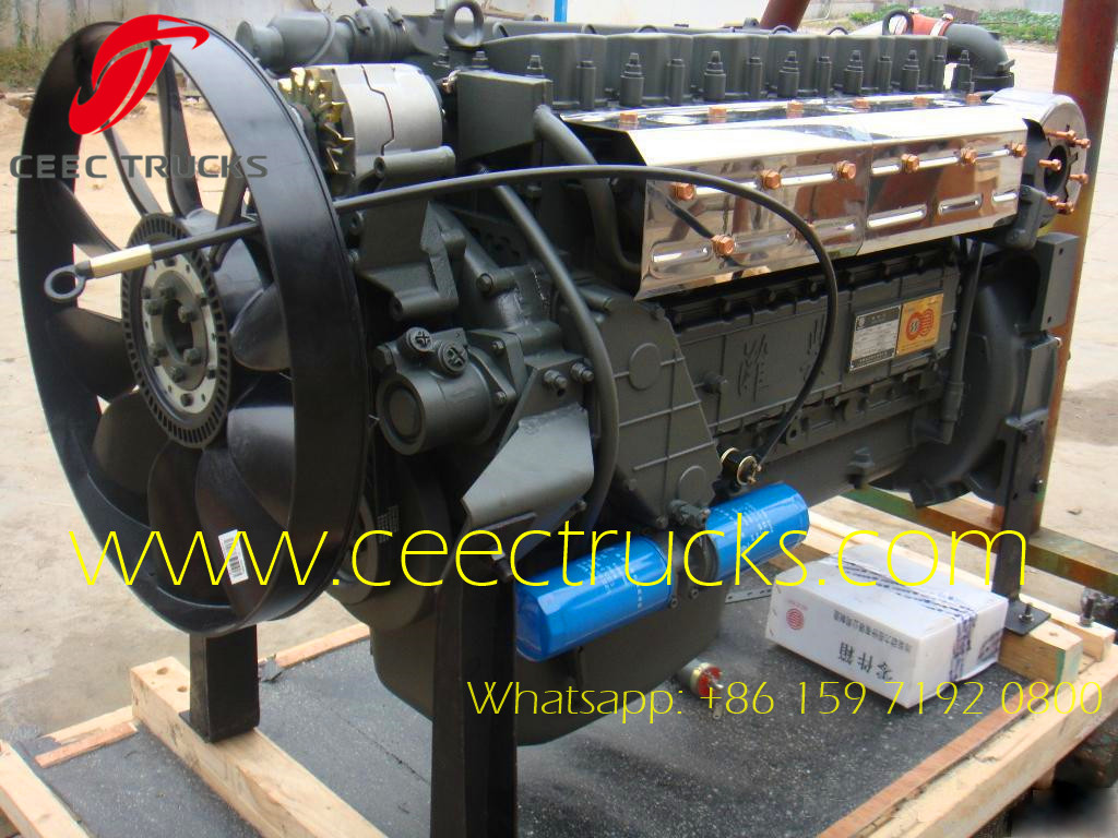 Beiben WP10 series engine assembly factory stock