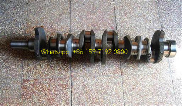 612600020043 Beiben engine crankshaft supplier