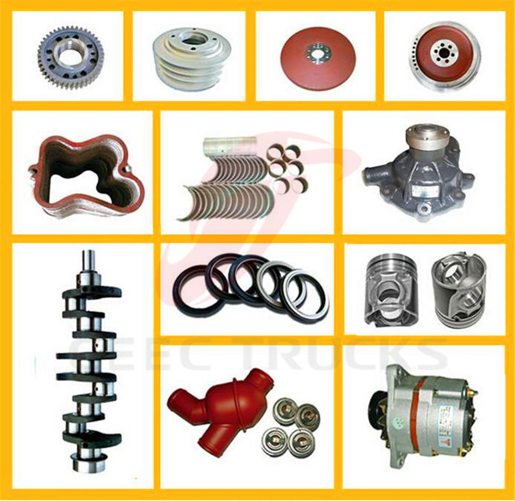 Genuine spare parts for Beiben engine