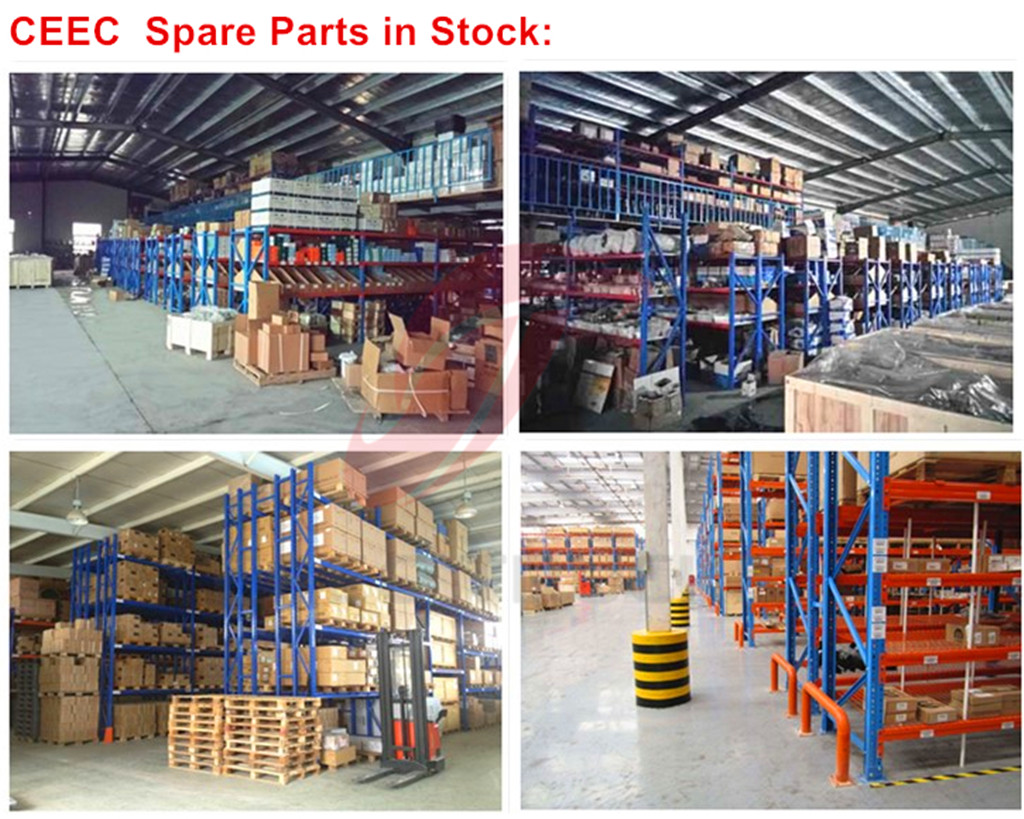 General SPare parts in factory stock