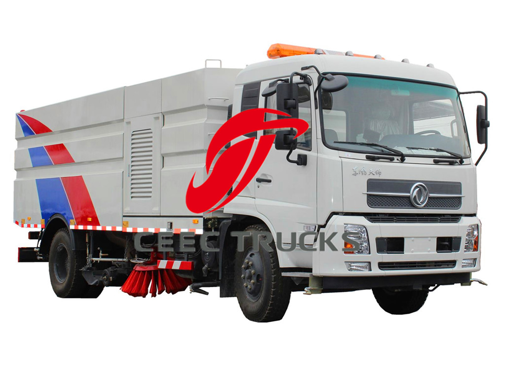 DFAC road clean truck 10 CBM