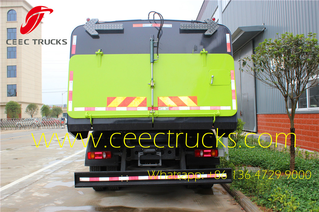 Dongfeng Heavy 10 CBM road sweeper truck