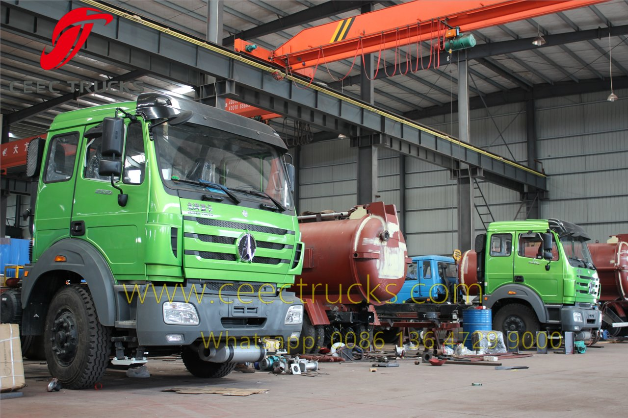 20 CBM fuel truck manufacturer