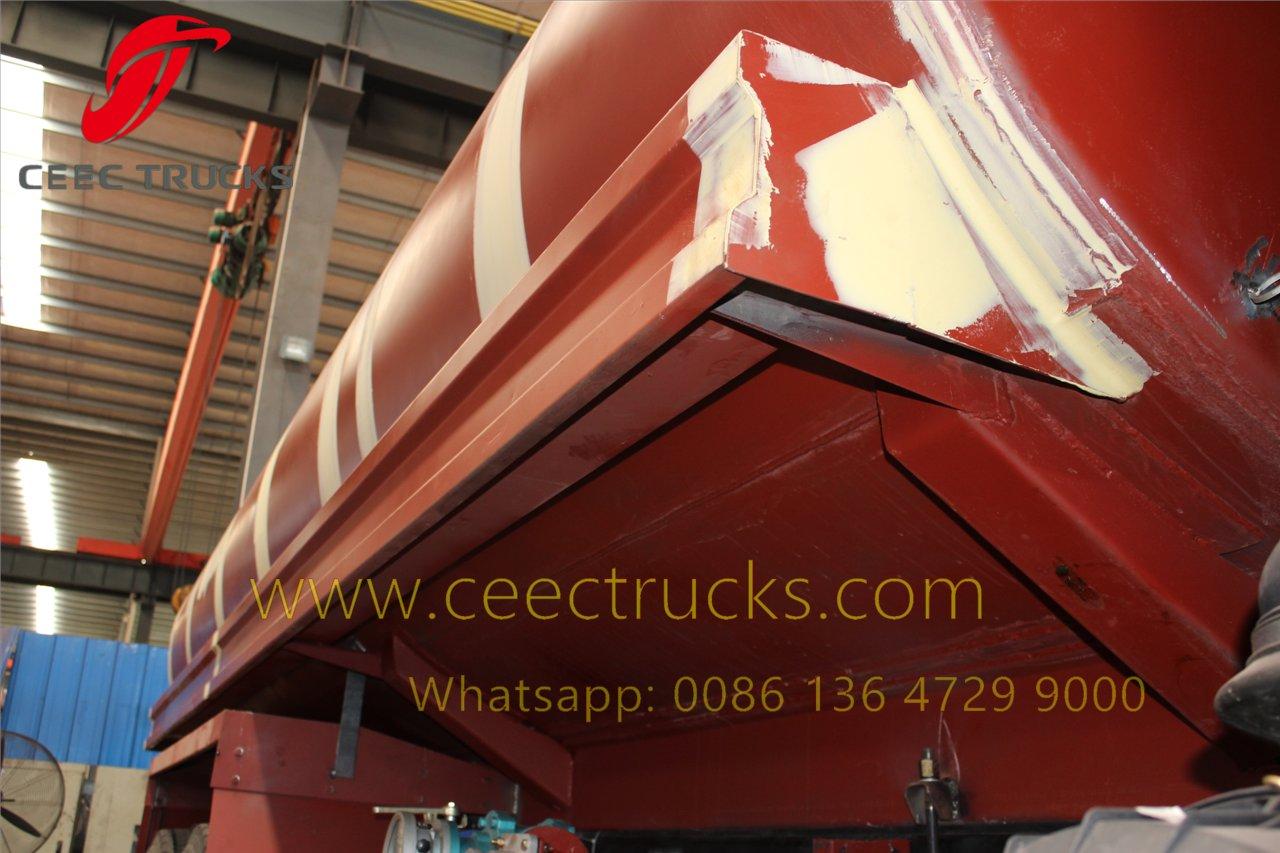 20,000 L fue truck supplier